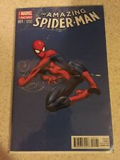 Amazing Spider-Man #1 McGuinness 1:75 Variant Cover Marvel Comics (2014)