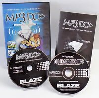 Sega Dreamcast - MP3 DC MP3 Musci Player for Dreamcast + Anleitung + OVP