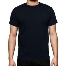 Para Hombre Gaffer 2, 5, 7 y 10 Lote Multi Pack Llanura Básica de Algodón Informal Camiseta Top