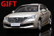 Car Model Honda Accord Commemorative Edition 1:18 (Gold) + SMALL GIFT!!!!!!