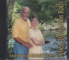 When the Jordan Rolls ~ Herman & Sonnie ~ Christian ~ Gospel ~ CD ~ Used VG