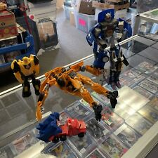 transformer lot. Bumblebee Optimus None Complete, Parts Only.