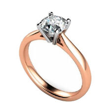 Engagement Ring Diamond Unique 1ct 9ct Rose Gold