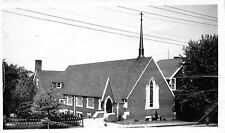 Milan IN Baptist Church~SS in Basement~To Teacher Smith~Photograph Non-PC As Is