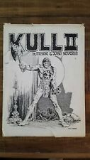 KULL II Porfolio by Marie & John Severin, Limited Edition/1977, Signed 1294/1500