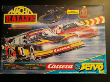 Carrera Servo 160 - Nacht Rally 65350 + VIELE EXTRAS Looping, Schanze, Auto uvm.