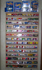 Hot Wheels Hiway Hauler display shelf. Should hold about 98 Haulers. Please read