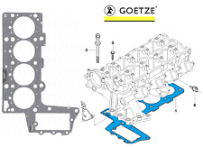 BMW 5 X3-SERIES 520d 2.0d M47 LAND ROVER FREELANDER 2.0TD4/ Cylinder Head Gasket