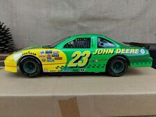 ERTL Chad Little John Deere Motorsports # 23 - 1:18 Scale Die-Cast Model Car