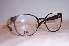 NEW CHRISTIAN DIOR EYEGLASSES CD 3781 MJJ BROWN BLACK 50mm RX AUTHENTIC