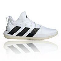 adidas Mens Stabil Next Gen Court Shoes White Sports Squash Handball Breathable