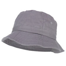 Youth Pigment Dyed Washed 100% Cotton Bucket Hat - FREE SHIPPING