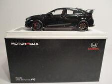 ( GOK ) 1:18 MotorHelix Honda Civic Type-R black  NEU  OVP