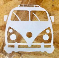 Vw Bus Van Camper Vintage Surf Decal Sticker Die Cut