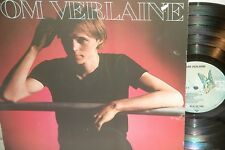 TOM VERLAINE (TELEVISION)*TOM VERLAINE*1979*ELEKTRA  GERMANY*NM-