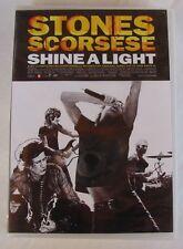 DVD STONES / SCORSESE - SHINE A LIGHT - NEUF
