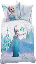 Disney Frozen Arabesque – juego de cama (algodón color blanco 135 X 200 cm ...