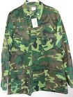 USMC Vietnam 1969  ERDL RS WR Cotton Shirt Medium Regular Used 9_195