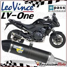 SILENCIEUX APPROUVE LEOVINCE LV ONE CARBON HONDA CBF 1000 ST 2012 2013