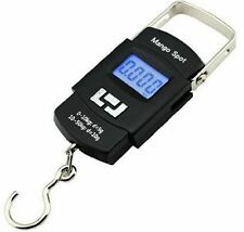 Mango Spot LCD Electronic Balance Digital Fishing Hook Hanging Scale 110lb/50kg