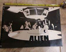 Alien movie 1979 Promotional Photo Album 20th Century Fox Oversized Ridley Scott