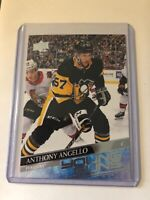2020-2021 ANTHONY ANGELLO Upper Deck Series 2 Young Guns RC Rookie Card #472