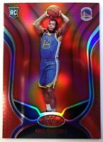 2019-20 Panini Certified Mirror Red Eric Paschall Rookie RC #182, Warriors