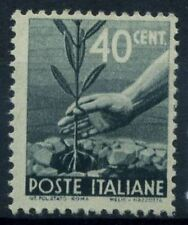 Italia Repubblica 1945 Sass. 546 Nuovo ** 100% Democratica