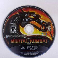 Mortal Kombat PS3 (NO CASE) #10028