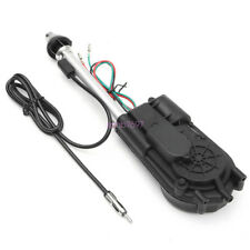 Universal Auto Car Power Electric Aerial Automatic Antenna Mast AM FM Radio