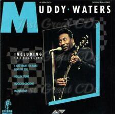 [Music CD] Muddy Waters - Chess Masters