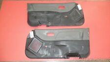 90-91 Honda Crx OEM door panels covers STOCK factory Dx x2 - Some flaws