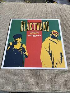 """Blak Twang - Trixstar Remix 12"""" Vinyl - Banksy - SOLD OUT globally. RARE"""
