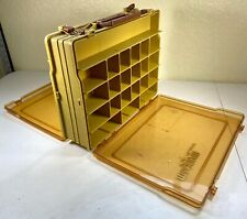 Vintage Magnum by Plano  #1152 Storage Fishing Tackle Organizer Box Double Sided