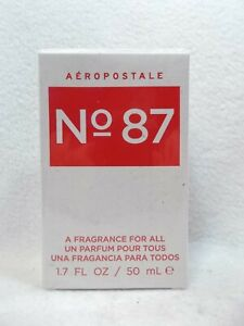 Aeropostale No. 87 #87 A FRAGRANCE FOR ALL Cologne Fragrance Spray AERO NEW