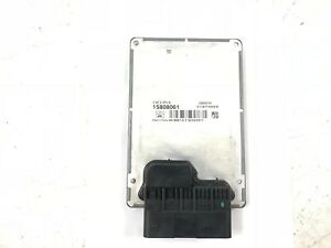 2006-2009 Cadillac XLR Electronic Suspension Control Module ECU ECM 15808061