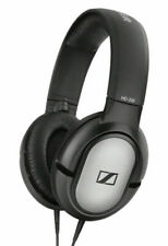 Sennheiser HD 206 Closed-Back Over Ear Headphones - Silver