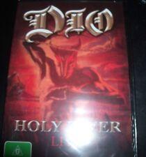 Dio - Holy Diver Live - Metal DVD (Australia Region 4) DVD – New