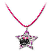Swarovski  Hello Kitty Neon   pendant      New  1175765