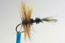 1 x Mouche Sèche WULFF ROYAL INVERSE H12/14/16 dry fly truite trout inversed