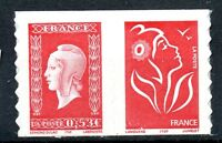 STAMP / TIMBRE FRANCE NEUF N° P3841 ** MARIANNE DE DULAC EMIS EN CARNET ADHESIF