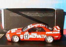 NISSAN SKYLINE GT-R #12 N1 ALTIA FALKEN 1992 KATSURA HARA HPI RACING 8138 1/43