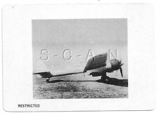 WWII Double Sided Recognition Photo Card- Japan- Seaplane- Emily- 1944