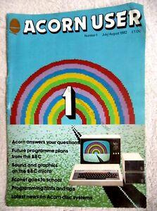 75298 Issue 01 Acorn User Magazine 1982