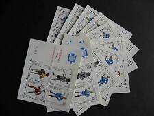 SWITZERLAND wholesale souvenir sheets Sc 585 x 10 copies check them out!