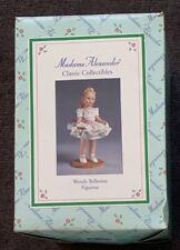 "Madame Alexander Classic Collectibles Wendy Ballerina 6"" Figurine Doll New"