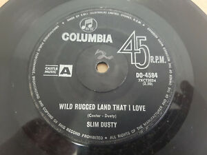 PAY DAY AT THE PUB // SLIM DUSTY OZ COUNTRY COLUMBIA 1965