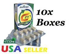 10 Boxes of C24/7 Natura-Ceuticals Food supplement ,by Nature's way USA,