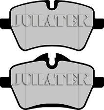 JURATEK QUALITY BRAKE PADS FRONT JCP204