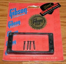 Gibson Les Paul Pickup Ring Black Humbucker Bridge Guitar Parts SG ES R9 R8 NOS